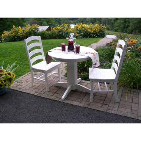 poly 33 quot table set