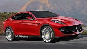 Ferrari 4x4 : hate it or love it but a ferrari suv may come our way ~ Gottalentnigeria.com Avis de Voitures
