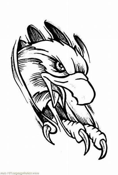 Tattoo Designs Drawing Stencils Diamond Simple Draw