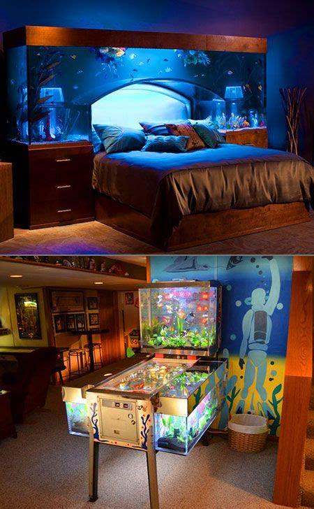 craziest fish tanks  images  pinterest