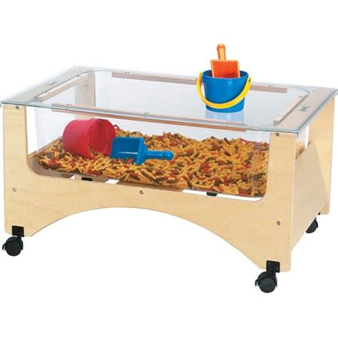 sensory table for cover for see thru sensory table fits 2871jc 2872jc