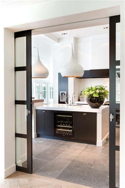 porte coulissante de cuisine la porte coulissante dans toute sa splendeur