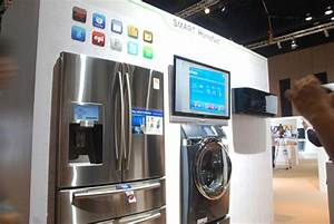 Samsung Smart Home : brandchannel samsung shows off an ecosystem of appliances at ces 2014 ~ Buech-reservation.com Haus und Dekorationen