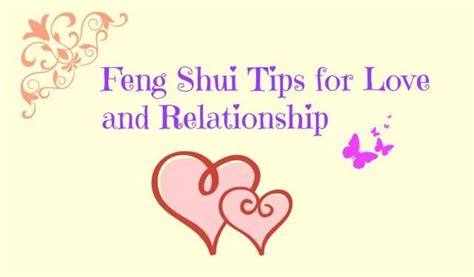 Feng Shui Love Relationship Cures
