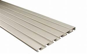 Gardinenschiene Alu 1 Läufig : 6 l ufige vorhangschiene aus aluminium silber ~ Markanthonyermac.com Haus und Dekorationen