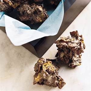 chocolate cornflake clusters recipe jacques torres