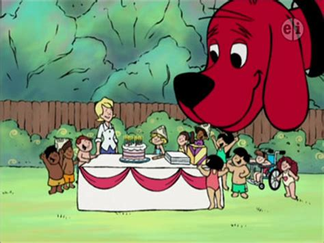 Cliffords Halloween by Clifford The Big Red Dog Season 1 Tv Show