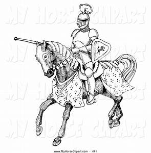 Knight Horse Clipart (35+)