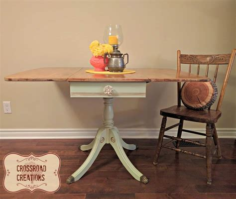 A Cottage Kitchen Table {guest Post}  Country Chic Paint Blog