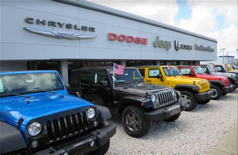 Boniface Hiers Chrysler Dodge by Boniface Hiers Chrysler Dodge Jeep Ram Auto Dealers