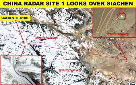 China's string of radars in Ladakh track every move of ...