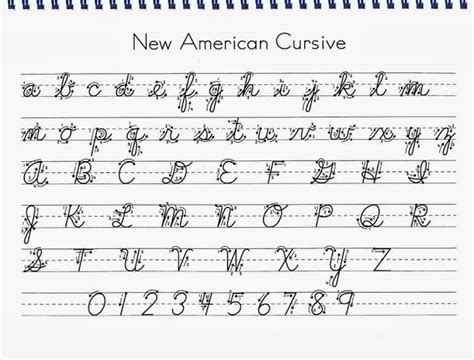 handwriting alphabet worksheets writing