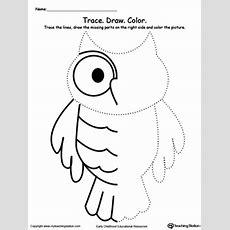 Kindergarten Art And Colors Printable Worksheets Myteachingstationcom