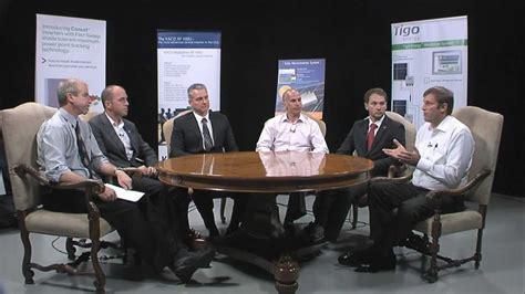 Solar Inverter Round Table Discussion