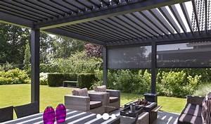 Terrassen Pavillon Wasserdicht : lamellend cher als verstellbare pergola hersteller bersicht preise ~ Frokenaadalensverden.com Haus und Dekorationen