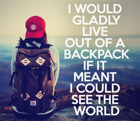 backpack quotes quotesgram