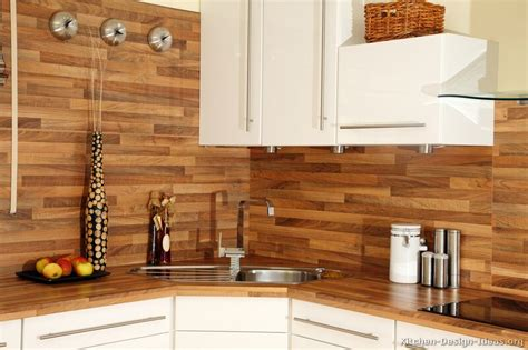 kitchen backsplash ideas with wood cabinets pictures of kitchens modern white kitchen cabinets