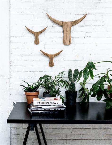 le bureau bois 40 objets déco pour le bureau décoration
