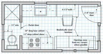 draw house plans floor plan how to draw a tiny house floor plan lots of tiny homes and ideas at this site http