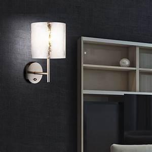 Treppenhaus Beleuchtung Wand : wand leuchte stoff treppenhaus beleuchtung lese licht wohn ess zimmer lampe e14 ebay ~ Eleganceandgraceweddings.com Haus und Dekorationen