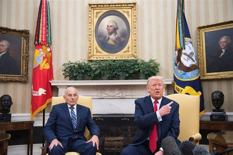 John Kelly Moves To White House Chief Of Staff The