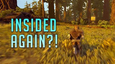 Insided Again?! - Ark Official New Servers -Season 2 ...