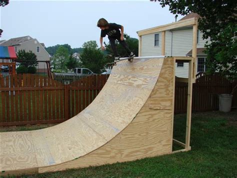 Building A Halfpipe In Your Backyard by Lavishedpipes Half Pipes Built On Your Site Around