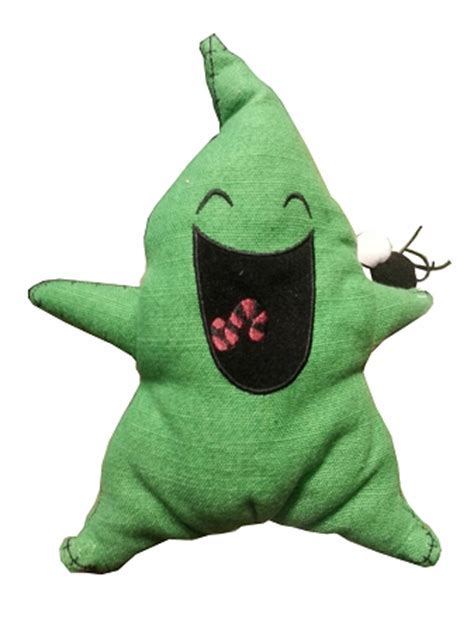 Disney Plush   Itty Bitty Oogie Boogie   9""