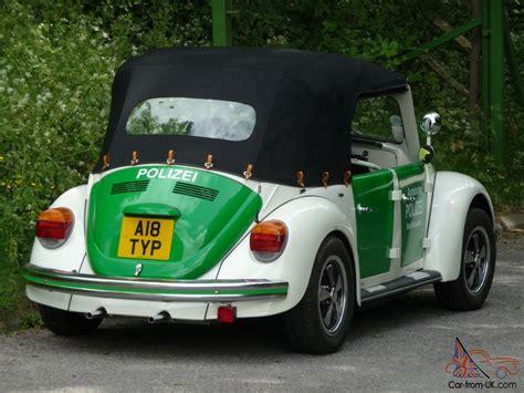 1985 Classic Vw 4-door Beetle Cabriolet