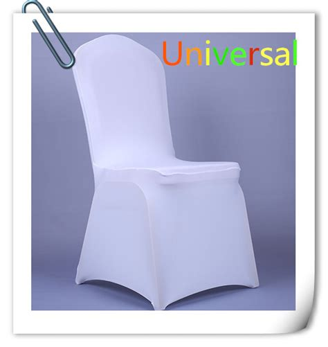 sale wholesale universal white polyester spandex