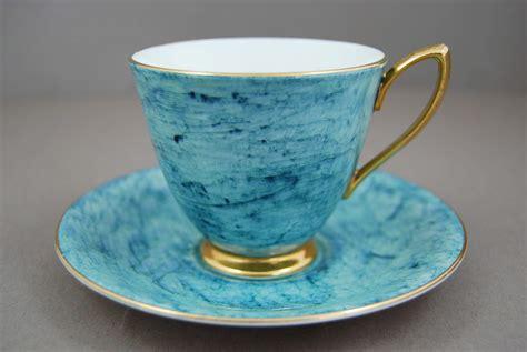 royal albert gossamer blue vein tea cup  saucer china