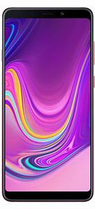 Samsung Galaxy A9  Bubble Gum Pink  6gb Ram  128gb Storage