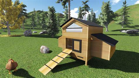 simple house plans plan poulailler 15 poulaillers à construire soi même plans