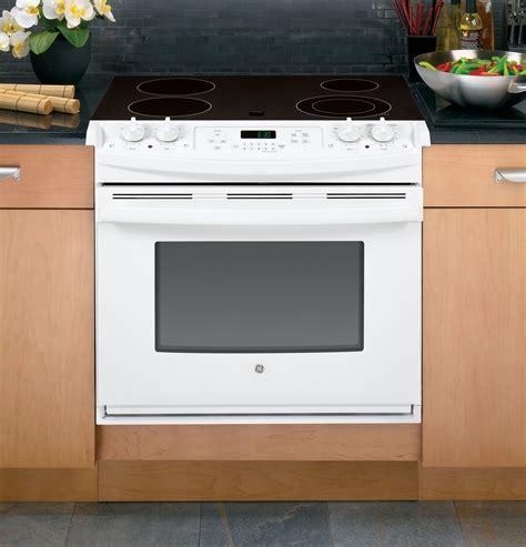 ge  drop  electric range jddfww  appliances
