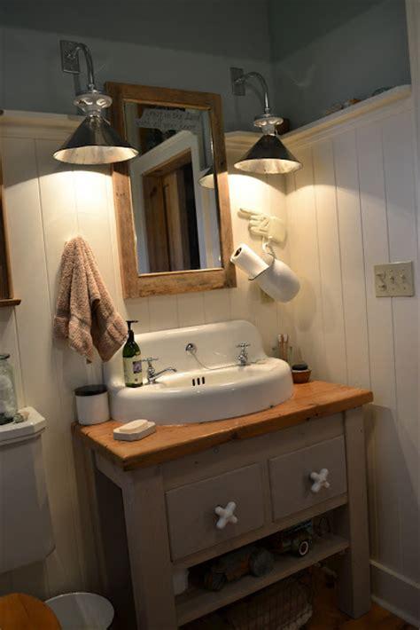 farmhouse farmhouse  bathroom