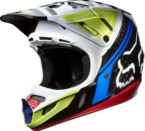 cheap motocross gear australia 549 95 fox racing mens v4 intake helmet 2014 194966