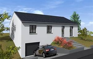 Type De Sol Maison : maisons avec sous sol maisons d 39 en france lorraine nord ~ Melissatoandfro.com Idées de Décoration