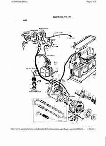 Massey Ferguson 135 Parts Diagram
