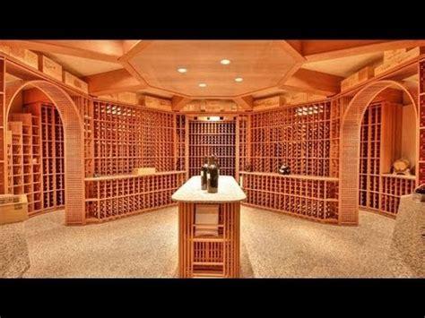 luxury real estate  wine cellars