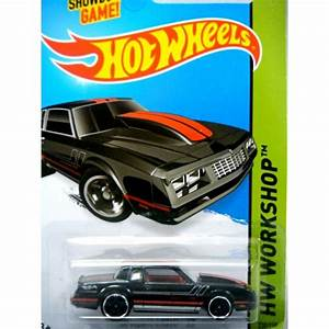 Hot Wheels -1986 Chevy Monte Carlo Ss