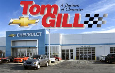 tom gill chevrolet car dealership in florence ky 41042 tom gill chevrolet wins inaugural dealerrater 2015