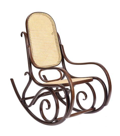 Chaise Basculante schaukelstuhl chaise basculante gebr 252 der thonet vienna
