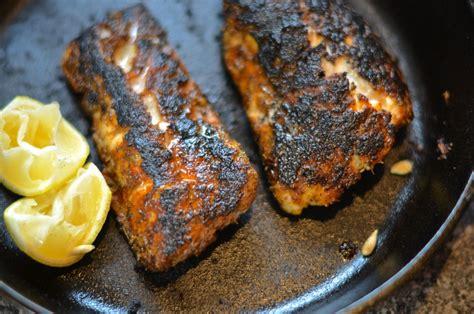 grouper fish blackened recipes