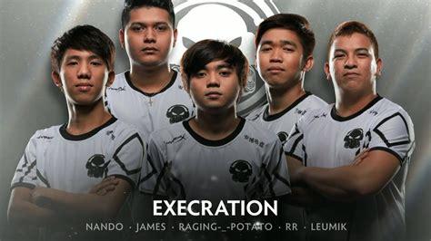 execration player intro  international  dota