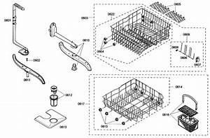 Bosch Dishwasher Replacement Parts