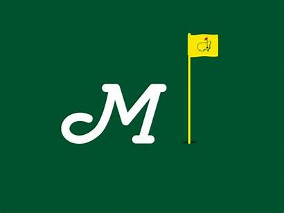 Masters Golf Dribbble Vector Save