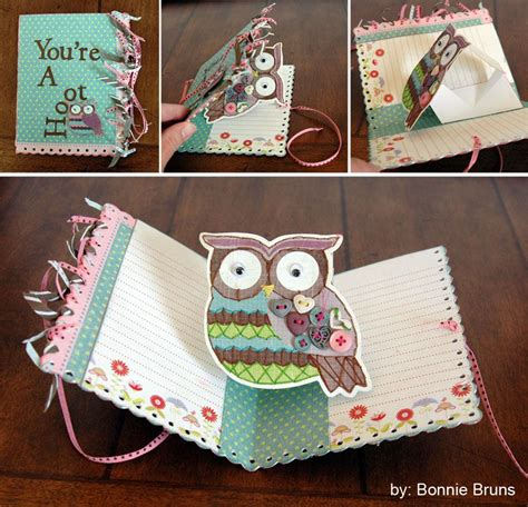 owl pop up card template owl card cards to make pop up cards owl punch cards