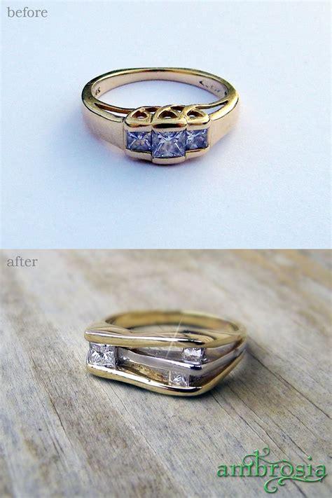 fresh redesign wedding ring after divorce ricksalerealty