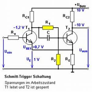 Schmitt Trigger Hysterese Berechnen : schmitt trigger voltage levels schmitt trigger voltage levels noise reduction with hysteresis ~ Themetempest.com Abrechnung