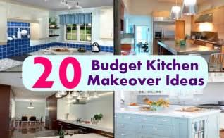 budget kitchen makeover ideas 20 budget kitchen makeover ideas diy home